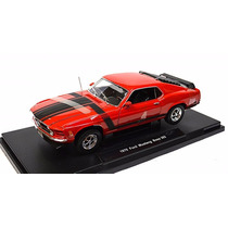 Ford Mustang 1970 Boss 302 1:18