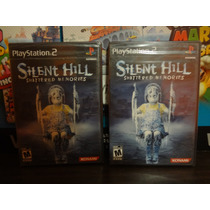 Silent Hill: Shattered Memories Ps2 ¡¡nuevo Sellado!!