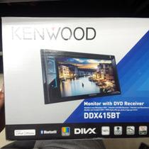 Radio Reproductor Kenwood Dvd