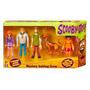 Scooby Doo Set X5 Muñecos Articulados Original Intek