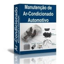 6 Dvd - Curso Ar Condicionado Automotivo - Videos E Esquemas