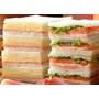 Sandwichs De Miga + 1/2 De Masas Secas + 1/2 Masas Finas