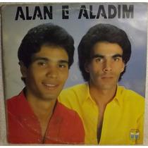 Lp / Vinil Sertanejo: Alan E Aladim - Meu Companheiro - 1987