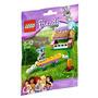 Juguete Mini Casa Y Conejo Lego Friends (japón Importación
