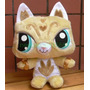 Gatita Amarilla Littlest Pet Shop Imperdible Hasbro