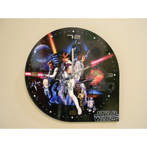 Reloj De Pared Star Wars Regalo Para Mi Novio O Novia