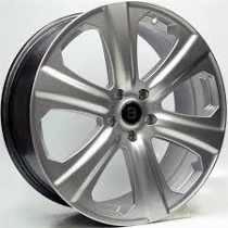 Roda Bentley Sport Aro 18 4/5 Furos Onix Corsa Prisma Celta