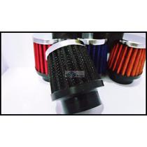 Filtro Esportivo Honda Twister 50mm Universal Promoção!! Pto