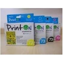 Cartucho Printon 73 C79 /cx3900 /cx4900 /cx5900 /cx6900 Cx7
