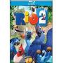 Blu Ray Rio 2 Hablada En Castellano Nueva Cerrada Original