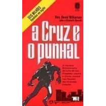 Livro A Cruz E O Punhal Rev. David Wilerson