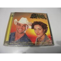 Cd - Estrela De Fogo 2 Trilha Sonora Novela Record