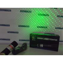 Super Caneta Laser Pointer Verde + Kit Estojo Completa 2017!