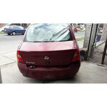 Desarmo Nissan Platina Platina 2004