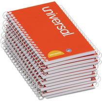 Universal Con Espiral De Notas Libro De Reglas Estrecha 5 X