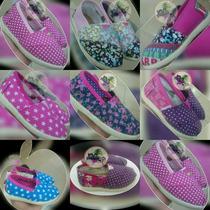 Oferta Zapatos Zapatillas Niñas Bebes Toms Keds