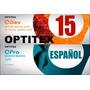 Optitex 15 Español Full Patronaje Win7-win8-win10 32-64 Bits