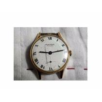 Relógio Classic Suíço Antigo Anos 50 Funcionando 17 Rubis,