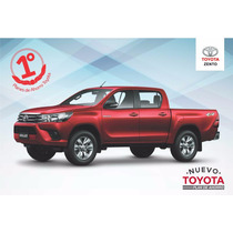 Plan De Ahorro 70/30 Toyota Hilux Dx Pack 2.5 De Fabrica