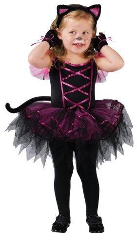 Disfraz De Gata Para Nia Talla 2t Negro 123900 en Mercado Libre