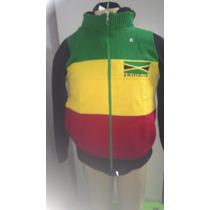 Blusa De Lã Fina Rasta Bob Marley Elanca Tamanho M + Brinde