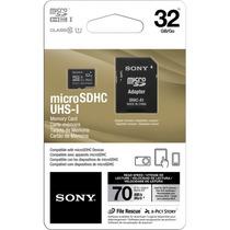 Sony Microsd 32gb Micro Sd Memoria Clase 10 Xperia