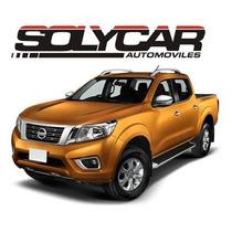 Solycar Nissan Frontier Np 300 Entrega Inmediata!!!