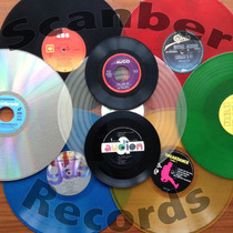 Viniles Discos Negros Acetato Sin Portadas Lp Vinyl
