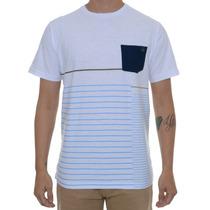 Camiseta Masculina Volcom Especial Corso