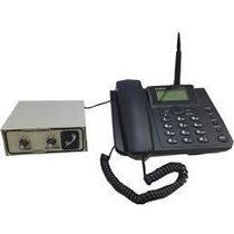Chave Híbrida Celular Com Retorno Rádio Comunitária