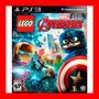 Lego Marvels Avengers Ps3 Oferta !!!