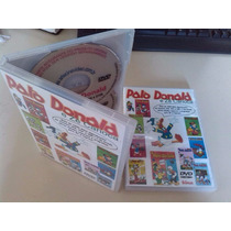 2000 Revistas O Pato Donald Digitalizadas 8 Dvds Gibi Antigo