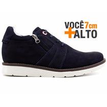 Sapato Casual Rafarillo Você + Alto 7cm 489102 Loja Pixolé
