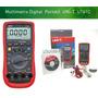 Multímetro Digital Portatíl Uni-t Ut61c Electrocomponentes
