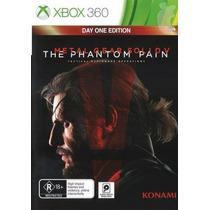 Xbox 360 Metal Gear Solid 5 : Phantom Pain [usado]