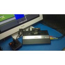 Atari 2600 Completo 2 Controles Mais Saída Av