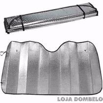 Protetor Solar Parabrisa Painel Carro Proteção Tunning