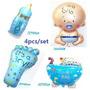 Balões Para Decoração De Chá De Bebê