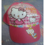Gorra De Hello Kitty Para Regalo O Cotillon