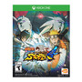 Juego Xbox One Namco Bandai Naruto Shippuden Ninja Storm 4