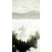 Lienzo Tela Arte Japón Decoración Nihonga 8 Vistas