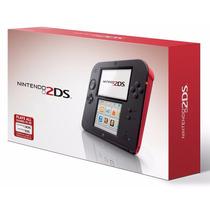 Nintendo 2ds + 15 Pokemons Desbloqueado + 200 Brindes E 12gb