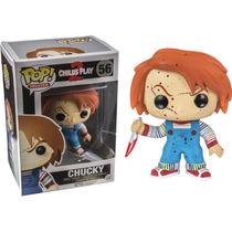 Funko Pop Chucky Bloody Sangre Childs Play Muñeco Diabolico