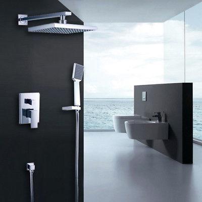 Sistema De Ducha Cuarto De Baño Con Pared Montaje Ducha-3516 ...