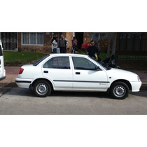 Charade Sedan Full 1.5 Con Alarma Multilock Al Día Y Cuidado
