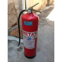 Extintor Ap - 10 Litros - Carga Vencida