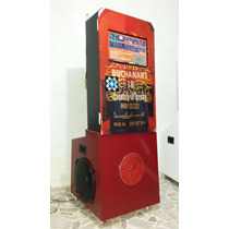 Rockola Karaoke Buchanans Mon. Led19 3500 Watts,woffer 15