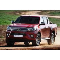 Toyota Hilux 2.8 Srx 2016-2017 Okm Por R$ 172.399,99