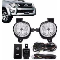 Kit Milha Auxiliar Toyota Hilux Sr Srv 2012 2013 2014