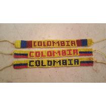 Pulseras Colombianas